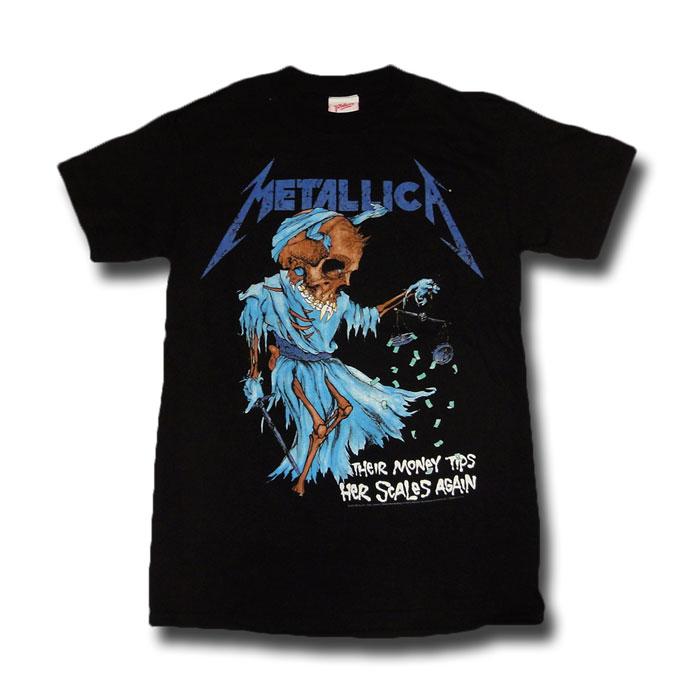 Metallica メタリカ Doris Tシャツ (Sサイズ)                                         [2889]