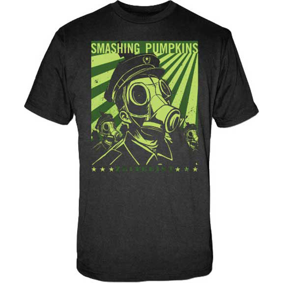 Smashing Pumpkins スマッシング・パンプキンズ Invasion Tシャツ (Sサイズ)                                         [3401]
