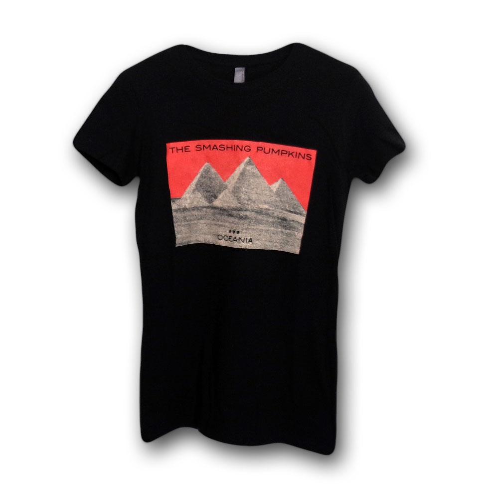 Smashing Pumpkins バンドTシャツ スマッシング・パンプキンズ Red Sky レディース                                         [41122604]