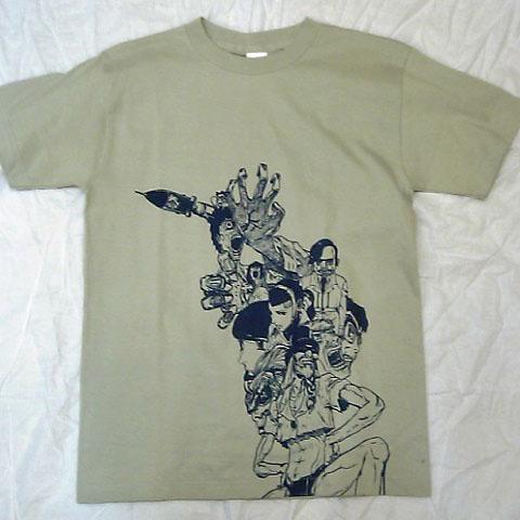 羽生生純Tシャツ