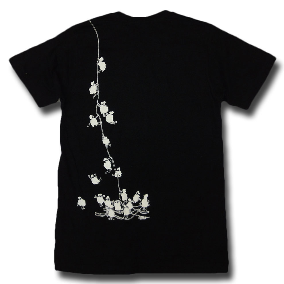 Clap Your Hands Say Yeah クラップ・ユア・ハンズ・セイ・ヤー Rope Tシャツ                                         [626]