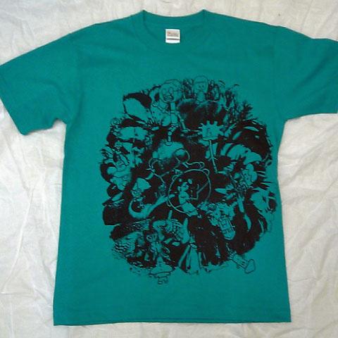 本秀康のジャングルTシャツ