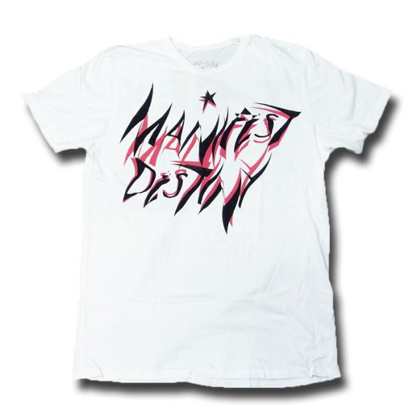 画像1: Manifest Destiny 2012 Collection Tシャツ<セール特価商品> (1)