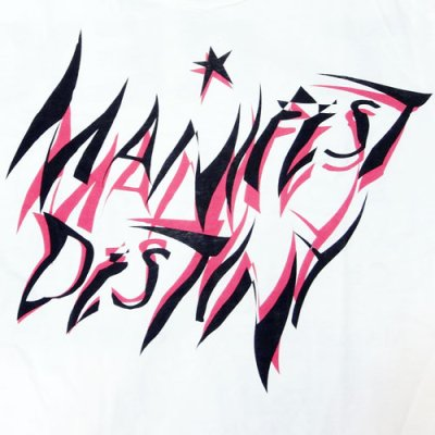 画像1: Manifest Destiny 2012 Collection Tシャツ<セール特価商品>