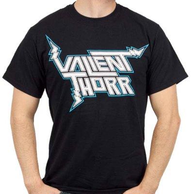 画像1: Valient Thorr バリアント・ソール Logo Tシャツ (Sサイズ)<セール特価商品>
