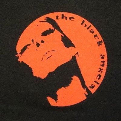 画像1: The Black Angels ザ・ブラック・エンジェルズ Skull Back Tシャツ (Sサイズ)<セール特価商品>