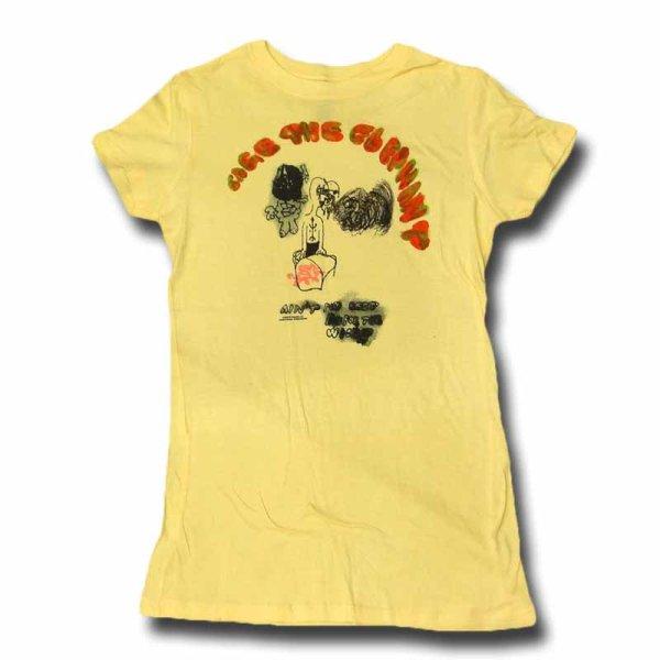 画像1: Cage The Elephant ケイジ・ザ・エレファント Aint No Rest Tシャツ (Girl's Mサイズ)<セール特価商品> (1)