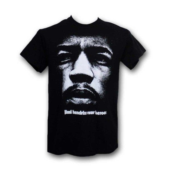 画像1: Jimi Hendrix Tシャツ ジミ・ヘンドリックス War Heroes (1)