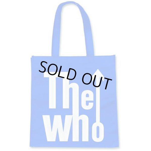 画像1: The Who トートバッグ ザ・フー Logo (1)