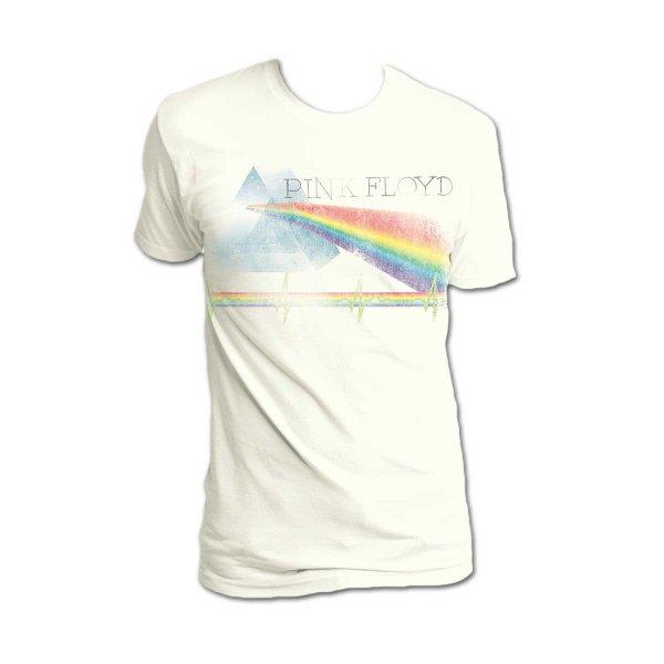 画像1: Pink Floyd バンドTシャツ ピンク・フロイド Prism Color Relic (1)