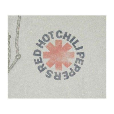 画像2: Red Hot Chili Peppers プルオーバーパーカー レッド・ホット・チリ・ペッパーズ Washed Out Asterisk