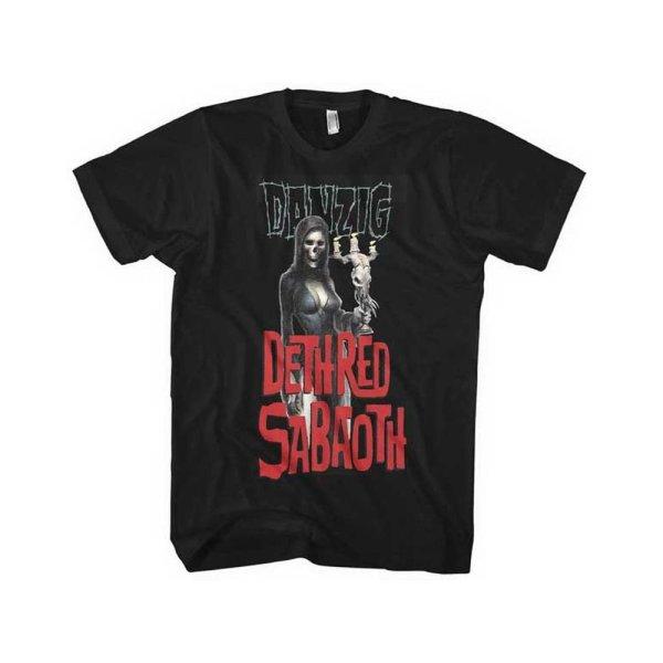 画像1: Danzig バンドTシャツ ダンジグ Deth Red Sabaoth (1)