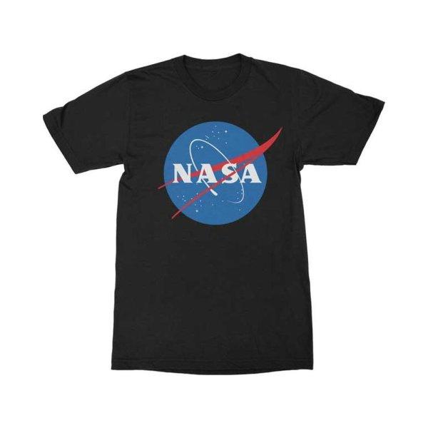 画像1: NASA Tシャツ ナサ Solid Logo (1)