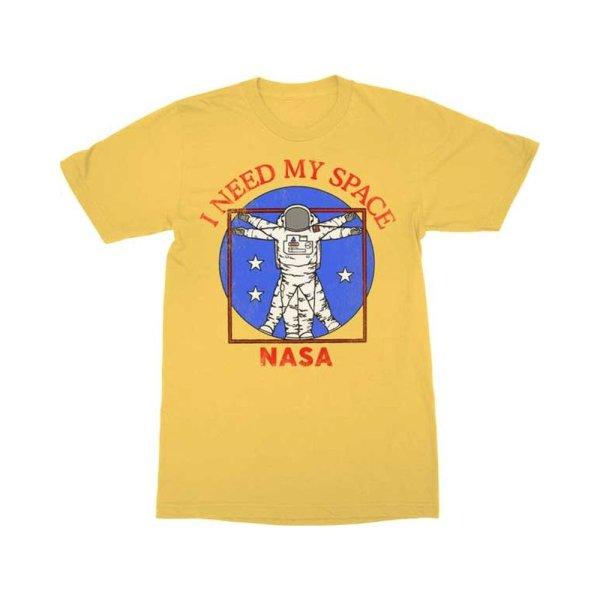 画像1: NASA Tシャツ ナサ Need Space (1)