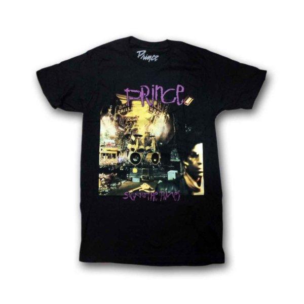 画像1: Prince Tシャツ プリンス Sign O The Times (1)