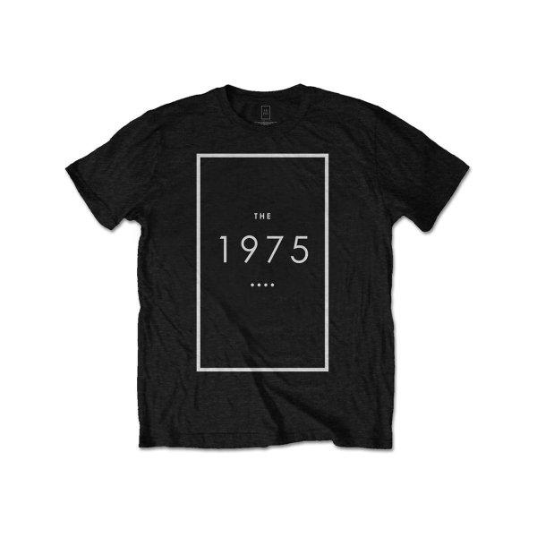 画像1: The 1975 バンドTシャツ ザ・ナインティーンセヴンティファイヴ Original Logo (1)