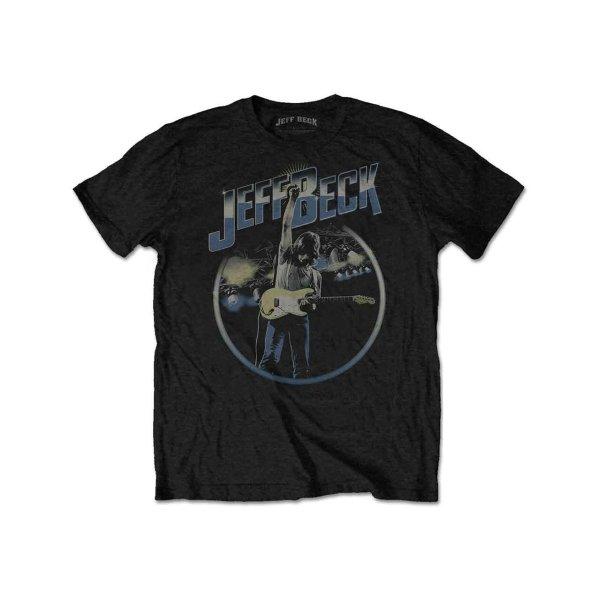 画像1: Jeff Beck Tシャツ ジェフ・ベック Circle Stage (1)