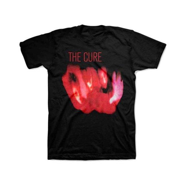 画像1: The Cure バンドTシャツ ザ・キュアー Pornography (1)