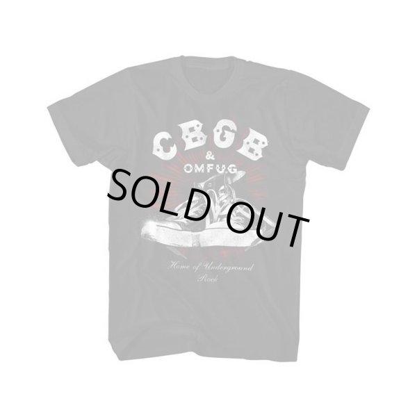 画像1: CBGB Tシャツ シービージービー Chux (1)
