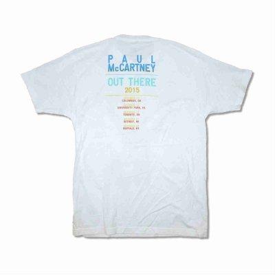 画像1: Paul McCartney Tシャツ ポール・マッカートニー Fade Out