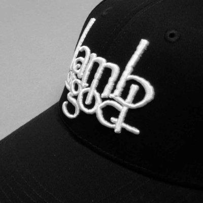 画像1: Lamb Of God アジャスタブルキャップ ラム・オブ・ゴッド Logo
