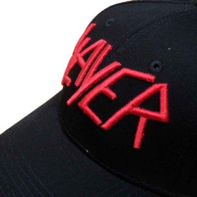 画像1: Slayer アジャスタブルキャップ スレイヤー Red Logo