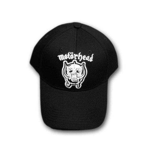 画像1: Motorhead アジャスタブルキャップ モーターヘッド Warpig Logo (1)