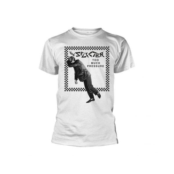 画像1: The Selecter バンドTシャツ ザ・セレクター Too Much Pressure (1)