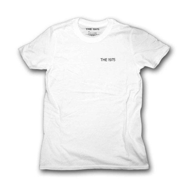 画像1: The 1975 バンドTシャツ ザ・ナインティーンセヴンティファイヴ Teddy (1)