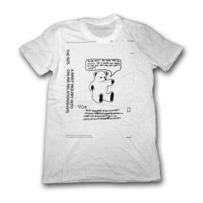 画像1: The 1975 バンドTシャツ ザ・ナインティーンセヴンティファイヴ Teddy