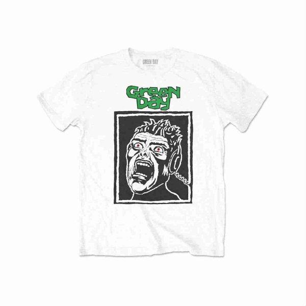 画像1: Green Day バンドTシャツ グリーン・デイ Scream (1)