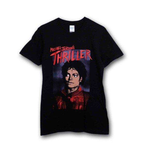画像1: Michael Jackson Tシャツ マイケル・ジャクソン Thriller (1)
