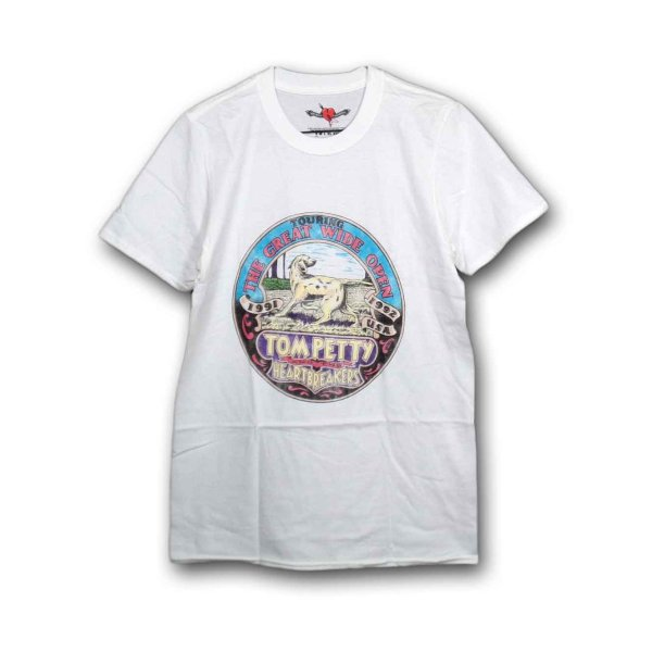画像1: Tom Petty And The Heartbreakers Tシャツ トム・ペティ The Great Wide Open (1)