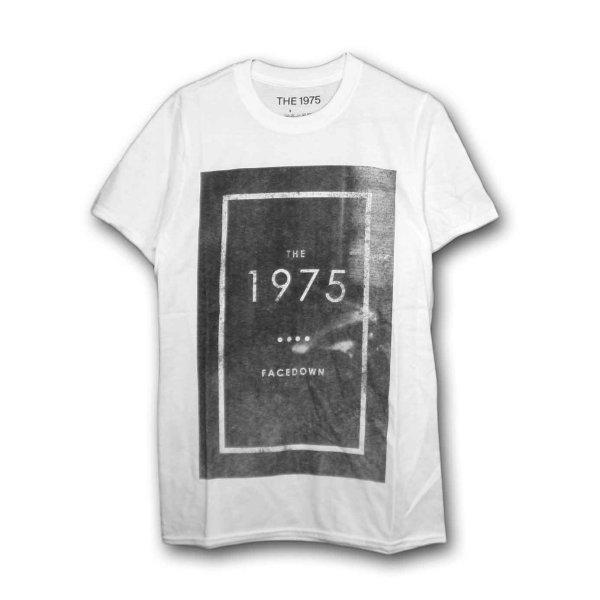 画像1: The 1975 バンドTシャツ ザ・ナインティーンセヴンティファイヴ Facedown (1)