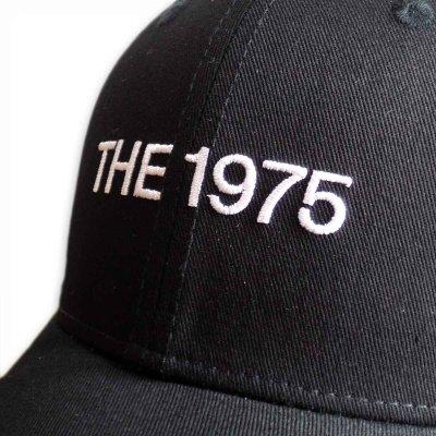 画像1: The 1975 スナップバックキャップ ザ・ナインティーンセヴンティファイヴ Logo