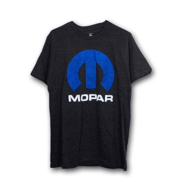 画像1: Mopar Tシャツ モパー Logo (1)