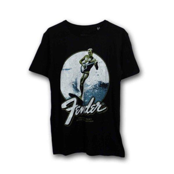 画像1: Fender Tシャツ フェンダー Surfer (1)