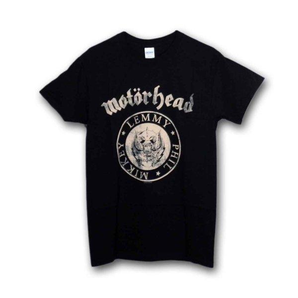 画像1: Motorhead バンドTシャツ モーターヘッド Undercover Seal (1)
