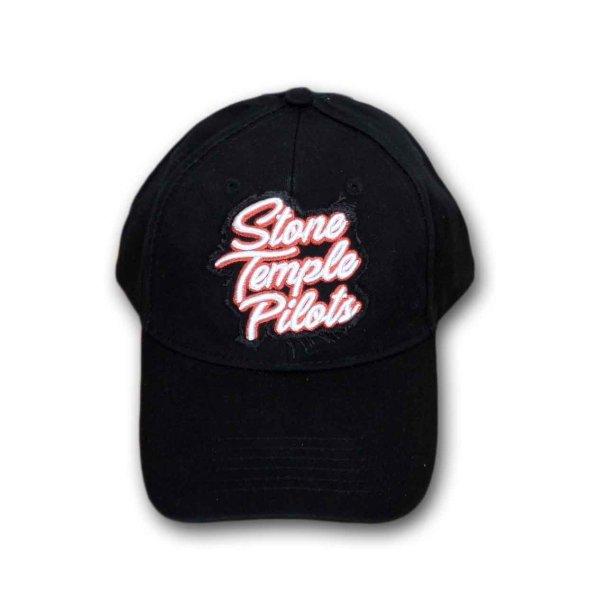 画像1: Stone Temple Pilots スナップバックキャップ ストーン・テンプル・パイロッツ Logo (1)