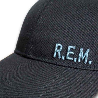 画像1: R.E.M. スナップバックキャップ アールイーエム Automatic For The People