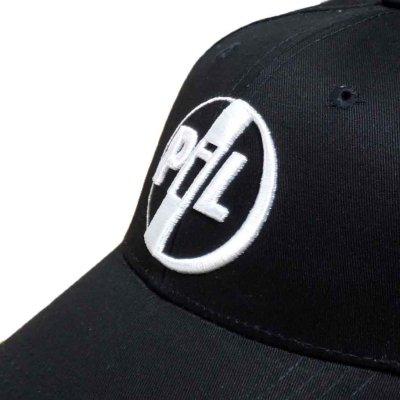 画像1: PiL Public Image Ltd スナップバックキャップ パブリック・イメージ・リミテッド Logo