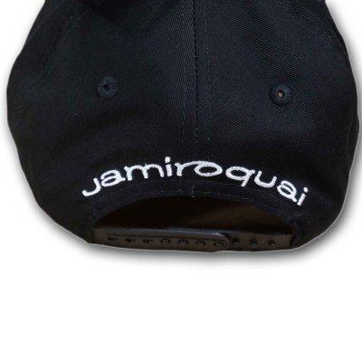 画像2: Jamiroquai スナップバックキャップ ジャミロクワイ Logo