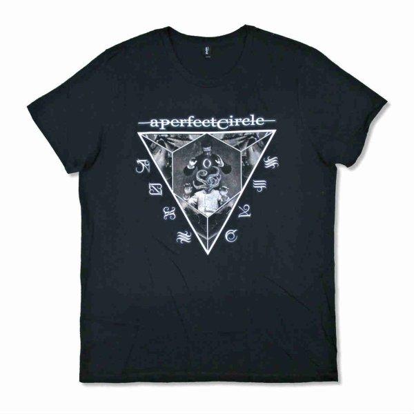 画像1: A Perfect Circle バンドTシャツ ア・パーフェクト・サークル Outsider (1)