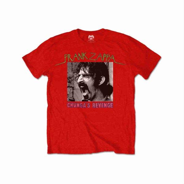 画像1: Frank Zappa Tシャツ フランク・ザッパ Chunga's Revenge (1)