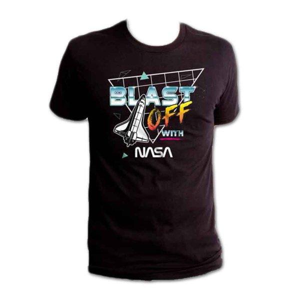 画像1: NASA Tシャツ ナサ Blast Off With NASA (1)