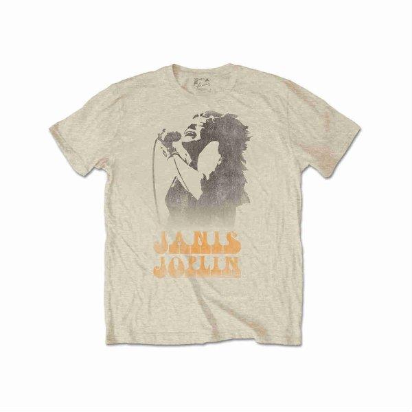 画像1: Janis Joplin Tシャツ ジャニス・ジョプリン Working (1)