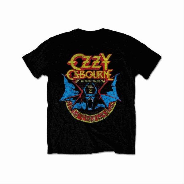 画像1: Ozzy Osbourne バンドTシャツ オジー・オズボーン Bat Circle (1)