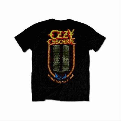 画像1: Ozzy Osbourne バンドTシャツ オジー・オズボーン Bat Circle