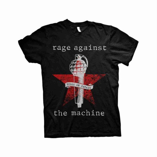 画像1: Rage Against The Machine バンドTシャツ レイジ・アゲインスト・ザ・マシーン Bulls On Parade (1)