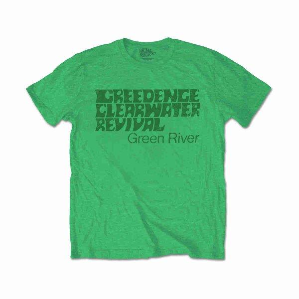 画像1: CCR Creedence Clearwater Revival バンドTシャツ クリーデンス・クリアウォーター・リバイバル Green River (1)